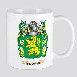 McShane Coat of Arms - Family Crest Mug