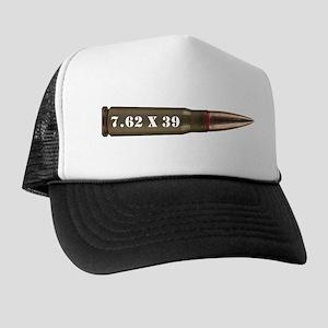 7.62 AK Ammo Design Trucker Hat
