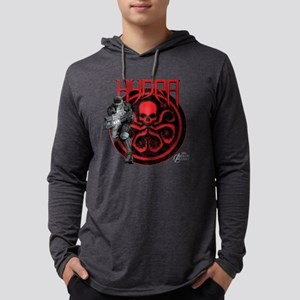 Hydra Agents Mens Hooded Shirt