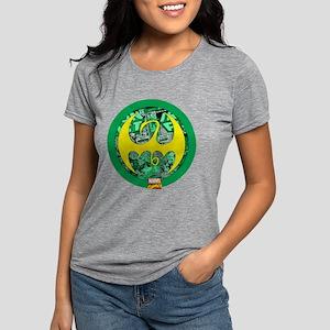 Iron Fist Logo Womens Tri-blend T-Shirt
