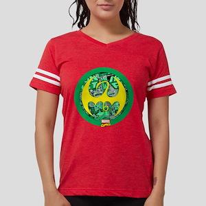 Iron Fist Logo Womens Football Shirt
