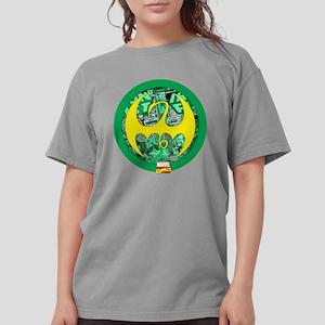 Iron Fist Logo Womens Comfort Colors Shirt
