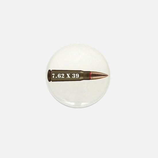 7.62 AK Ammo Design Mini Button