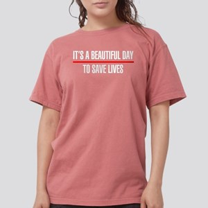 Its a Beautiful Day to Womens Comfort Colors Shirt