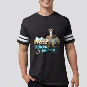 Ice Age Sid Grows on You Dark Mens Football Shirt