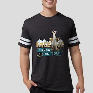 Ice Age Sid Grows on You Dark Mens Football Shirt