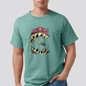 GOTG Comic Rocket Big Mo Mens Comfort Colors Shirt