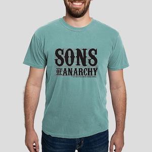 SOA Flag Light Mens Comfort Colors Shirt
