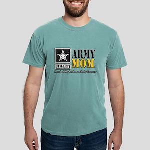 Army Mom Proud Mens Comfort Colors Shirt
