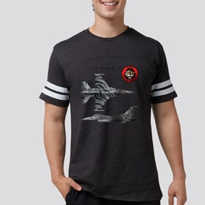 f16ctop_120fs_falcon Mens Football Shirt