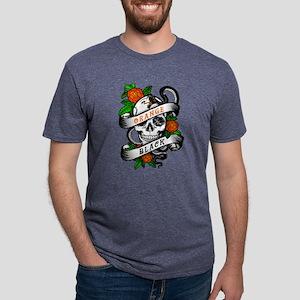 OITNB Skull Mens Tri-blend T-Shirt