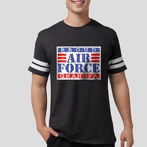 airforcegrandpaz Mens Football Shirt