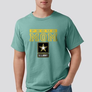 armymom2 Mens Comfort Colors Shirt