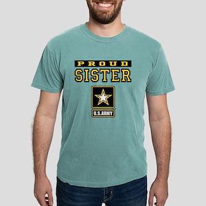 armysister Mens Comfort Colors Shirt