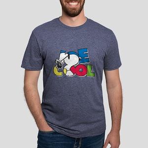 Joe Cool Mens Tri-blend T-Shirt