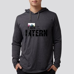 Intern Mens Hooded Shirt