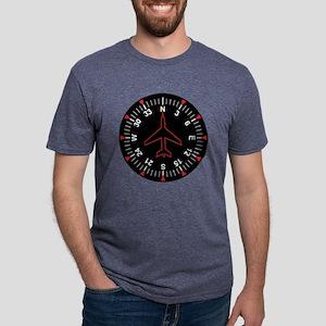 Flight Instruments Mens Tri-blend T-Shirt