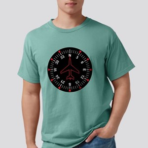 Flight Instruments Mens Comfort Colors Shirt