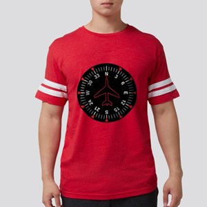 Flight Instruments Mens Football Shirt