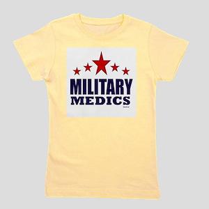 Military Medics Girl's Tee