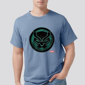 Black Panther Icon  Mens Comfort Colors Shirt