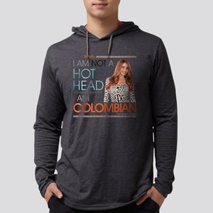 Modern Family Gloria Colombian L Mens Hooded Shirt