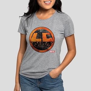 Luke Cage Icon Womens Tri-blend T-Shirt