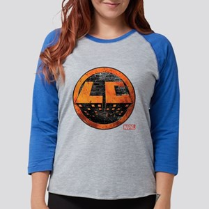 Luke Cage Icon Womens Baseball Tee