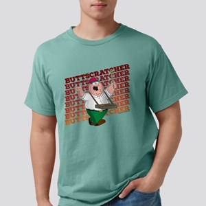 Family Guy Buttscratcher Mens Comfort Colors Shirt