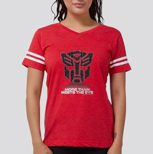 Transformers More Than Meets Womens Football Shirt