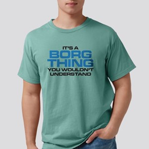 borththing-01 Mens Comfort Colors Shirt