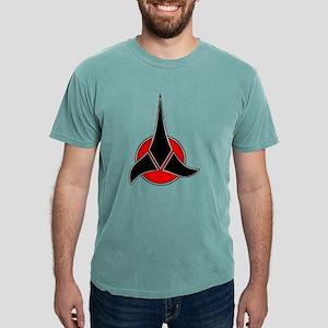 Klingon symbol 2 Mens Comfort Colors Shirt