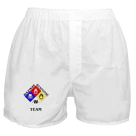 HAZMAT Response Boxer Shorts