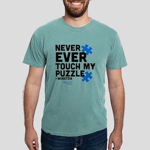 Winston Puzzle Light Mens Comfort Colors Shirt