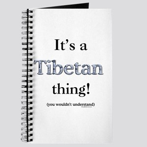 Tibetan Thing Journal