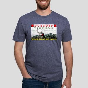 DUSTOFF Mens Tri-blend T-Shirt
