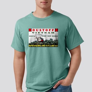 DUSTOFF Mens Comfort Colors Shirt