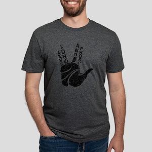 star-trek_LIVE-LONG-HAND_BL Mens Tri-blend T-Shirt