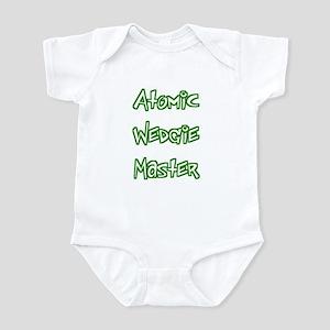 Atomic Wedgie Master Infant Bodysuit