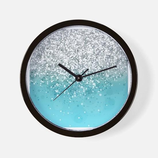 Glitteresques I Wall Clock