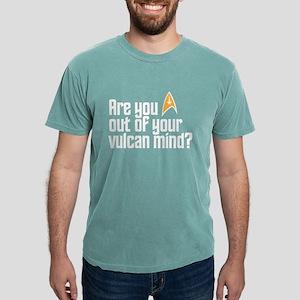 Vulcan Mind Mens Comfort Colors Shirt