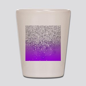 Glitteresques IV Shot Glass