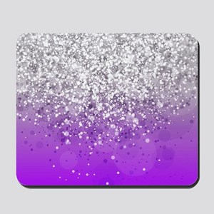 Glitteresques IV Mousepad
