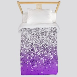 Glitteresques IV Twin Duvet