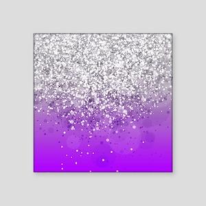 """Glitteresques IV Square Sticker 3"""" x 3"""""""