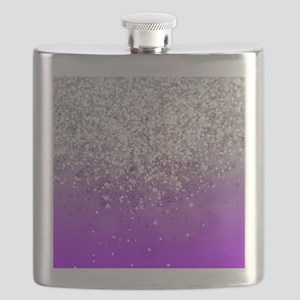 Glitteresques IV Flask