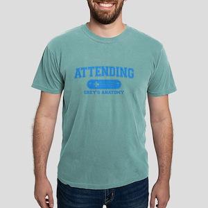 Grey's Anatomy Attending Mens Comfort Colors Shirt