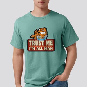 American Dad Trust Me Li Mens Comfort Colors Shirt