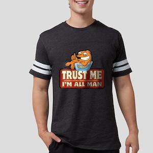 American Dad Trust Me Light Mens Football Shirt