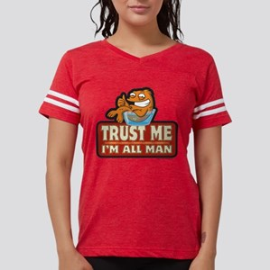 American Dad Trust Me Light Womens Football Shirt